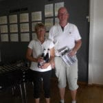 A rækken : Anne Marie og Kjeld Jepsen med 39 point
