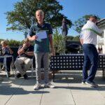 Per Østergaard vinder A-rækken, 83 brutto